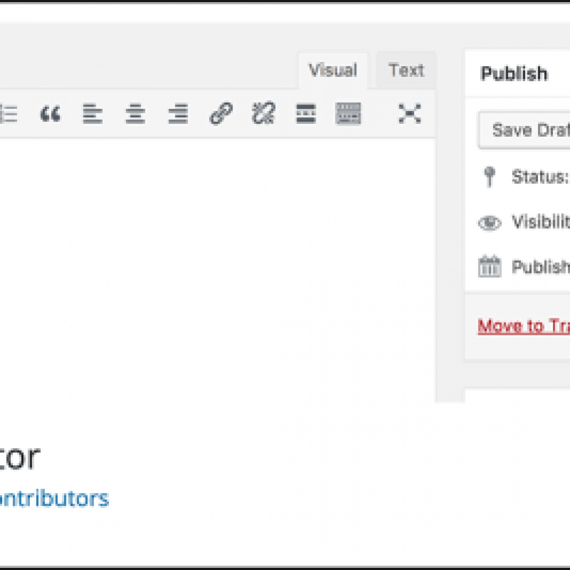 Classic Editor Block with WordPress Gutenberg - How to use it ?