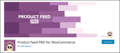 How to create Product Feed Pro for WooCommerce in WordPress ?